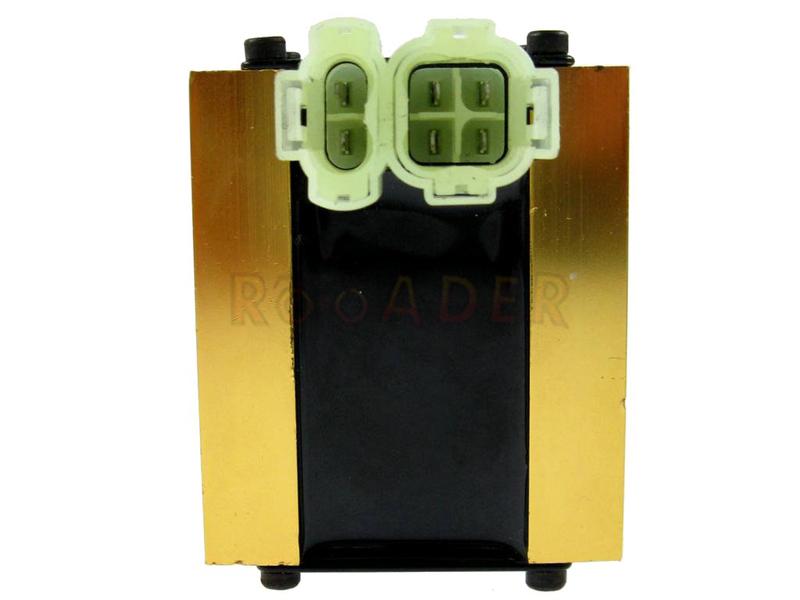 Moduł zapłonowy GY6 50/80 - WILGA, VAPOR itp  (tuning z